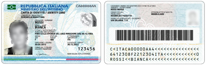 DOCUMENTI D'IDENTITA': prorogata la scadenza di carte e patenti fino al 30 aprile 2021